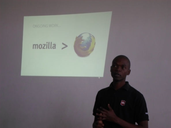 There's more to mozila than just firefox