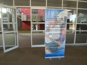 NUST Rollup Banner