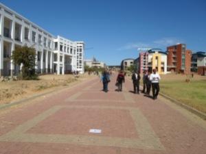Nust walkway